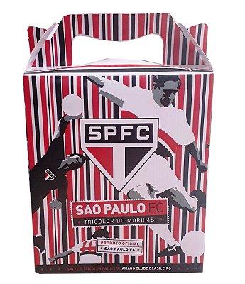 Caixa Para Presente São Paulo 21x18 Cm Oficial