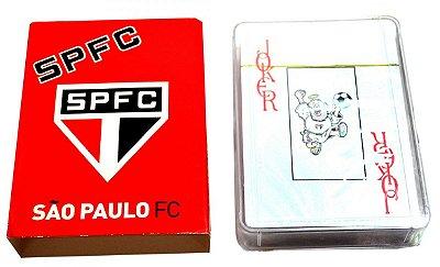 Baralho São Paulo Plástico Oficial