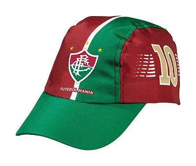 Boné Infantil Fluminense Tricolor - Torcida Baby