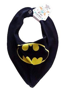 Babador Bandana Bebê Batman