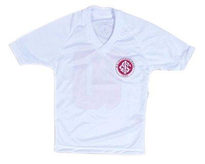 Camisa Infantil Internacional Branca Dry Oficial