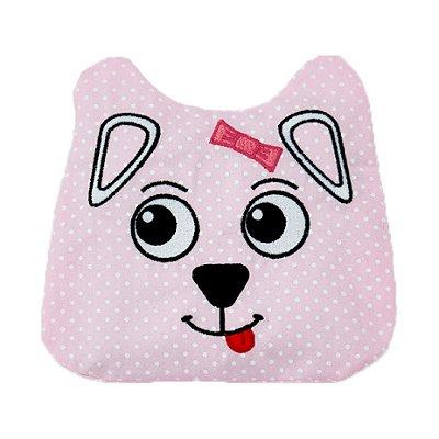 Bolsinha Térmica Bebê sem Cólica Cachorro Rosa