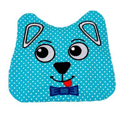 Bolsinha Térmica Bebê sem Cólica Cachorro Azul