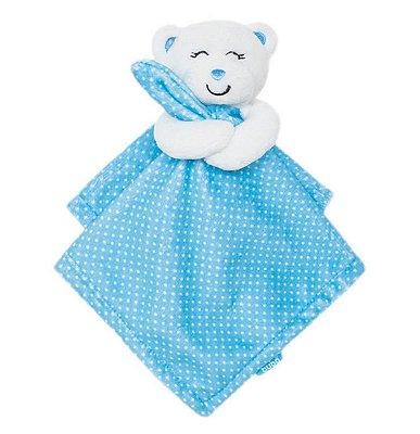 Naninha Bebê Soninho Azul Buba
