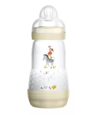 Mamadeira First Bottle 260 Ml Mam - Neutra