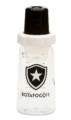 Mamadeira Big Botafogo Lolly 330ml