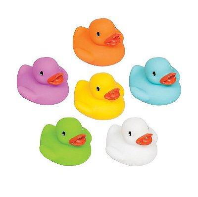 Patinhos De Banho Colors Buba