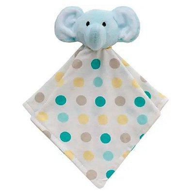 Naninha Elefantinho Doces Sonhos Azul Buba