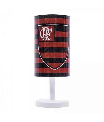 Luminária Abajur Flamengo Oficial