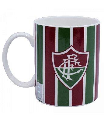 Caneca Porcelana Fluminense 320ml Oficial