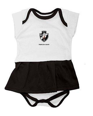 Body Bebê Vestido Vasco - Torcida Baby