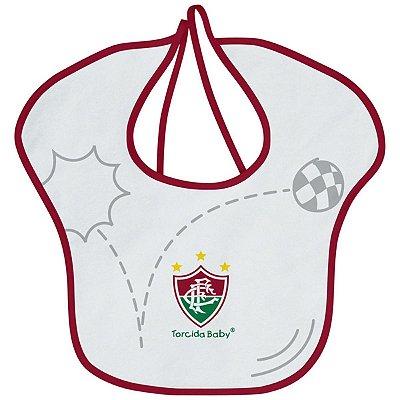 Babador Bebê Fluminense Grande Torcida Baby