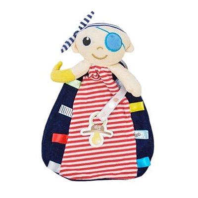 Naninha Bebê Tags Pirata Zip