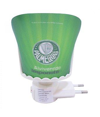 Mini Luminária Led De Parede Palmeiras