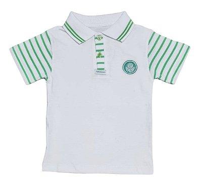 Camisa Infantil Palmeiras Polo Oficial
