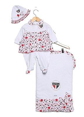Kit Maternidade São Paulo Luxo Meninas Revedor