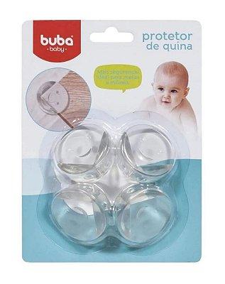 Protetor de Quina com 4 Unidades - Buba