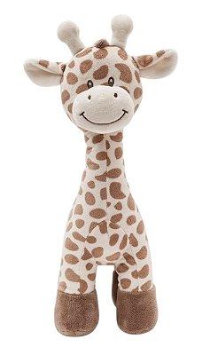 Pelúcia Girafinha Em Pé 40 cm - Buba