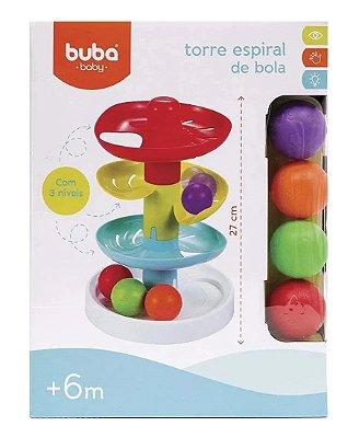 Torre Espiral De Bola Baby - Buba