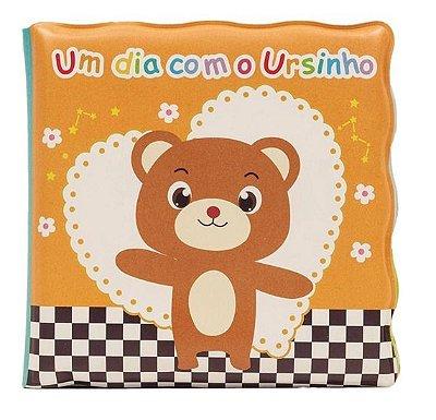Livrinho De Banho Ursinho - Buba