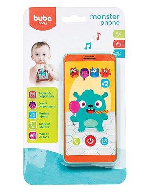 Baby Monster Phone Bebê Buba