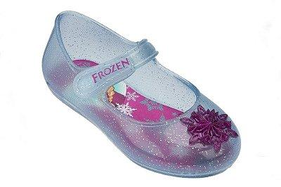 Sapatilha Infantil Frozen Shine Lilás Grendene