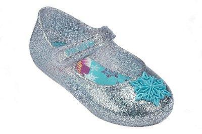 Sapatilha Infantil Frozen Shine Azul Grendene