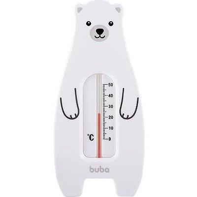 Termômetro Para Banheira Bebê Urso Buba
