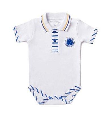 Body Cruzeiro Polo Manga Curta Revedor