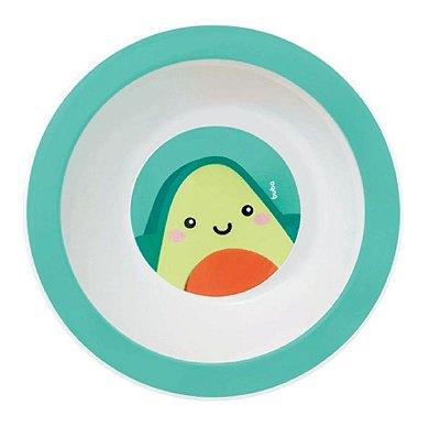 Pratinho Infantil Frutti Bowl Abacate Buba