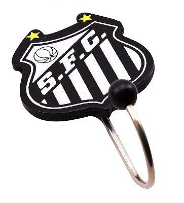 Gancho De Metal Com Brasão Santos