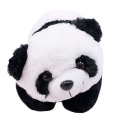 Pelúcia Ursinho Panda em Pé 24cm