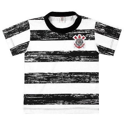 Camiseta Corinthians Listras MO Revedor