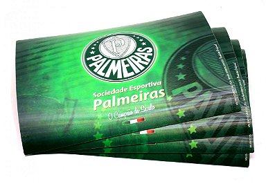 Jogo Americano 3D 4 Peças Palmeiras Oficial