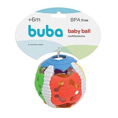 Baby Ball Multi Textura Para Bebê Buba