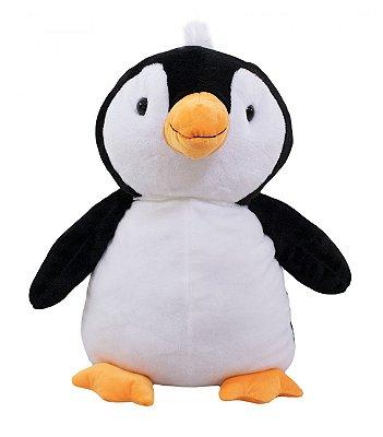 Pelúcia Pinguim Em Pé 40cm