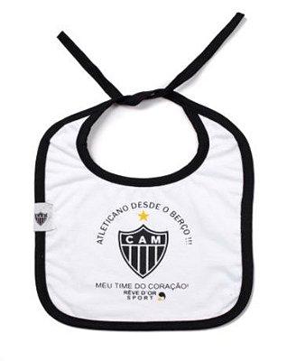 Babador Bebê Atlético MG Revedor