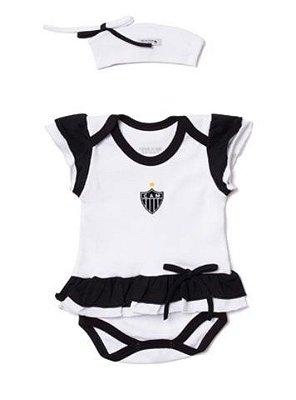 Body Vestido Atlético MG Revedor