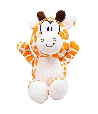 Pelúcia Girafinha Abraço 27cm