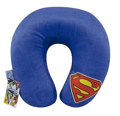 Almofada de Pescoço Super Homem