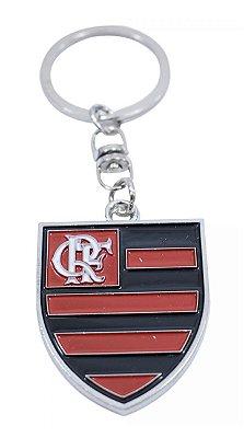 Chaveiro de Metal Flamengo Oficial