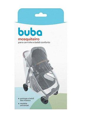 Mosquiteiro Para Carrinho E Bebê Conforto Buba