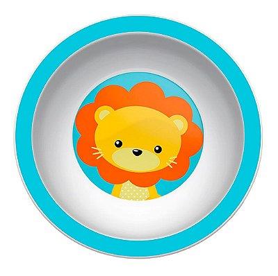 Pratinho Bowl Infantil Animal Fun Leãozinho - Buba