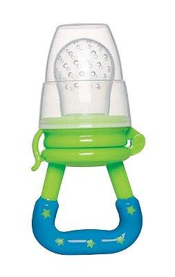 Porta Frutinha Para Bebê Estrelinha Azul Buba