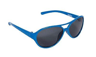 Óculos De Sol Infantil Azul Royal Buba