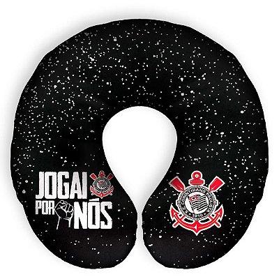 Almofada De Pescoço Corinthians Jogai Por Nós Oficial