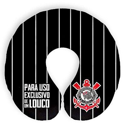 Almofada De Pescoço Corinthians Uso Exclusivo Oficial