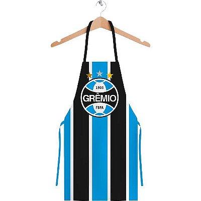 Avental Masculino Grêmio Churrasco Oficial