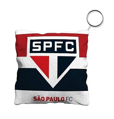 Chaveiro Almofada São Paulo Listras Oficial