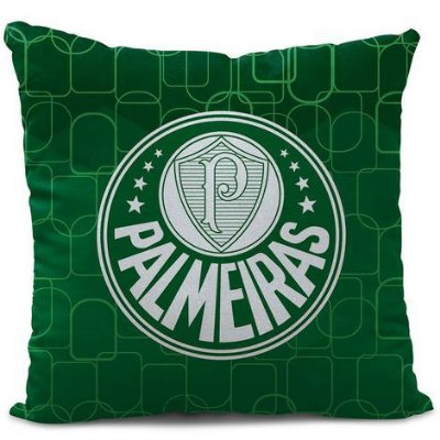 Almofada Palmeiras Pattern 45cm Oficial